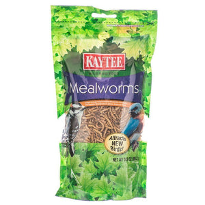 Kaytee Mealworms Bird Food 3.5 oz - All Pets Store