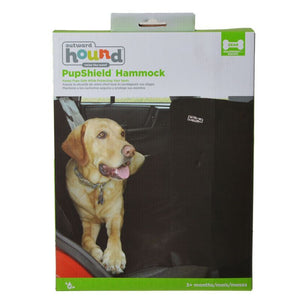 Outward Hound Back Seat Hammock - Black Back Seat Pet Hammock - All Pets Store