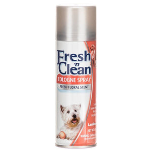 Fresh 'n Clean Dog Cologne Spray - Original Floral Scent 6 oz - All Pets Store