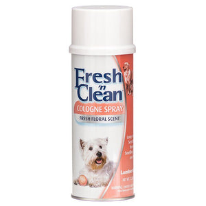 Fresh 'n Clean Dog Cologne Spray - Original Floral Scent 12 oz - All Pets Store