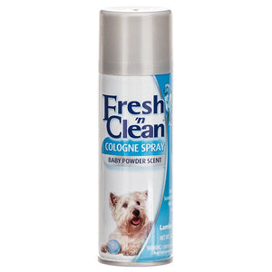 Fresh 'n Clean Cologne Spray - Baby Powder Scent 6 oz - All Pets Store