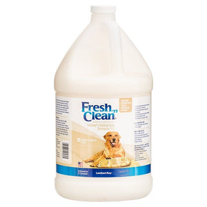 Fresh 'n Clean Oatmeal 'n Baking Soda Shampoo - Tropical Scent 1 Gallon Concentrate - Makes 15 Gallons - All Pets Store