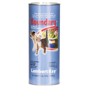 Boundary Dog and Cat Repellant Granules 28 oz - All Pets Store