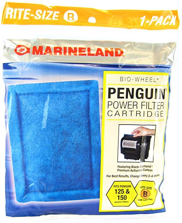 Marineland Rite-Size B Power Filter Cartridge 1 Pack - All Pets Store