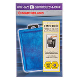 Marineland Rite-Size E Power Filter Cartridge 4 Pack - All Pets Store