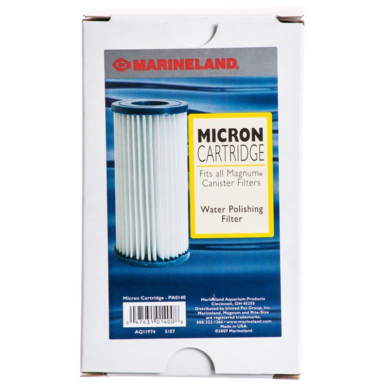 Marineland Magnum Micron Cartridge Magnum Micron Cartridge - All Pets Store