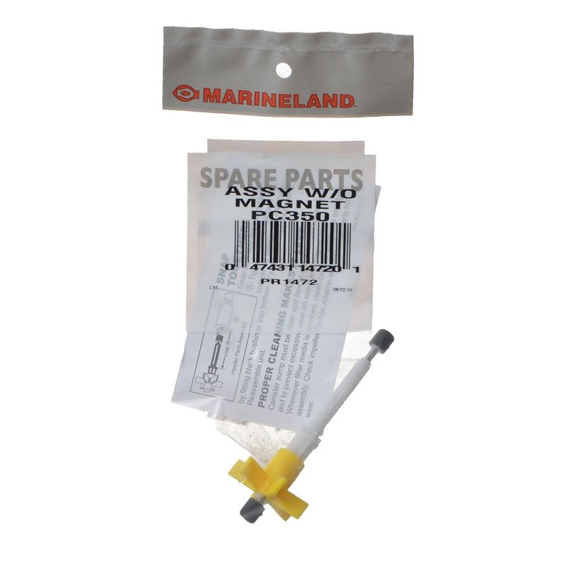 Marineland Magnum 350 Impeller & Shaft Magnum 350 Impeller & Shaft - All Pets Store