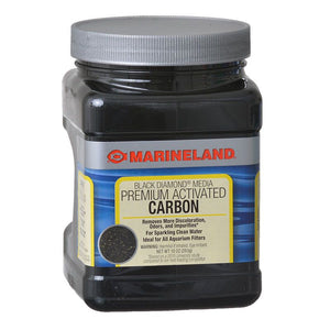Marineland Black Diamond Activated Carbon 10 oz - All Pets Store
