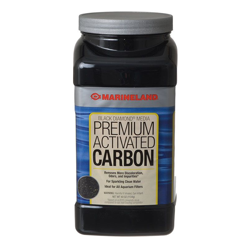 Marineland Black Diamond Activated Carbon 40 oz - All Pets Store
