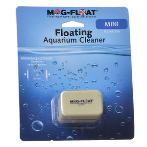 Mag Float Floating Magnetic Aquarium Cleaner - Acrylic Mini (10 Gallon Aquariums) - All Pets Store