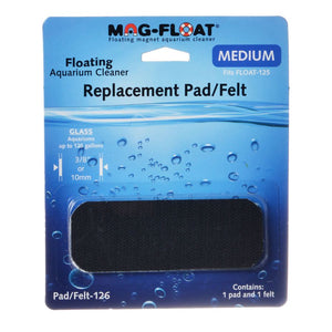 Mag Float Replacement Felt and Pad for Glass Mag-Float 125 Replacemet Felt & Pad - 125 - All Pets Store