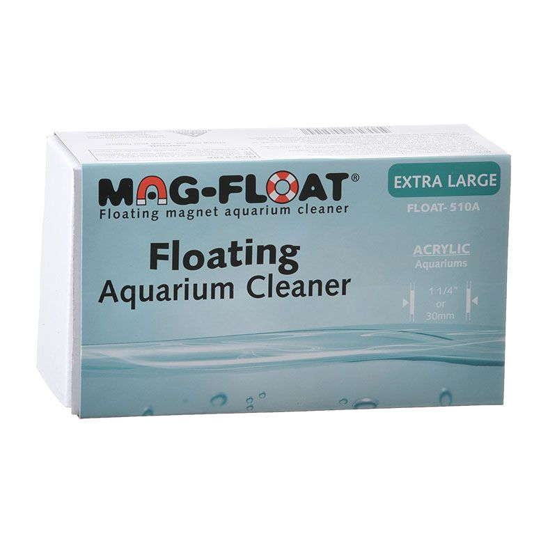 Mag Float Floating Magnetic Aquarium Cleaner - Acrylic X-Large (510 Gallons) - All Pets Store
