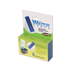 Our Pet's Water Tower Filters 2 Pack - All Pets Store