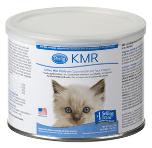 PetAg KMR Powder Kitten Milk Replacer 6 oz - All Pets Store