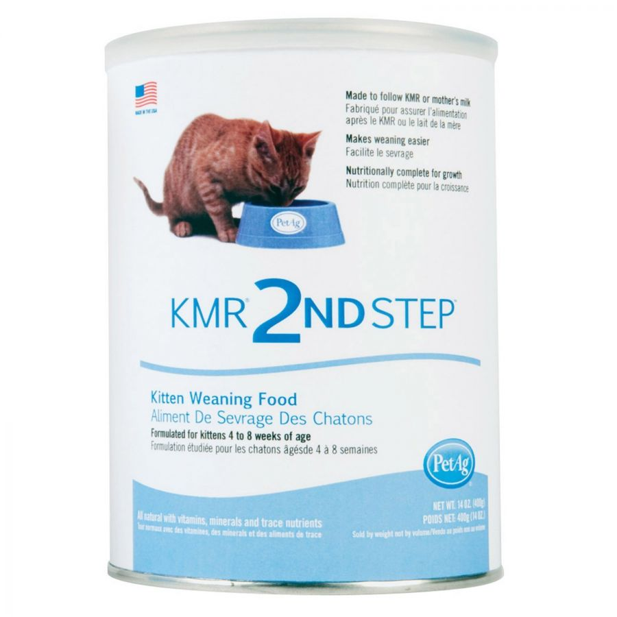 PetAg KMR 2nd Step Weaning Formula for Kittens 14 oz - All Pets Store