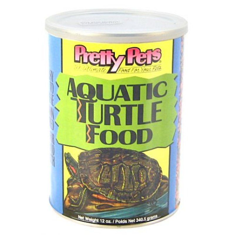 Pretty Pets Aquatic Turtle Food 12 oz - All Pets Store