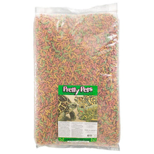 Pretty Pets Large Tortoise Food 20 lbs - All Pets Store