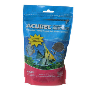 Acurel Economy Activated Filter Carbon Pellets 16 oz - All Pets Store