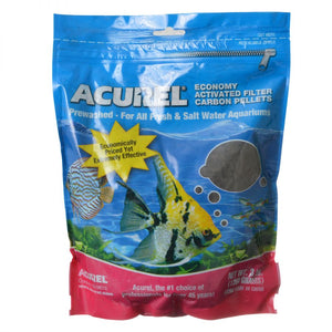 Acurel Economy Activated Filter Carbon Pellets 3 lbs - All Pets Store