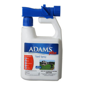 Adams Plus Yard Spray 32 oz - All Pets Store
