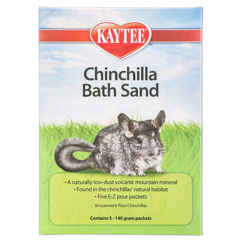 Kaytee Chinchilla Bath Sand 1.64 lbs (5 Pack) - All Pets Store