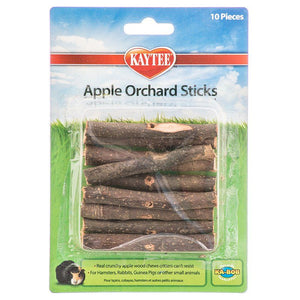 Kaytee Apple Orchard Sticks 10 Pieces - All Pets Store