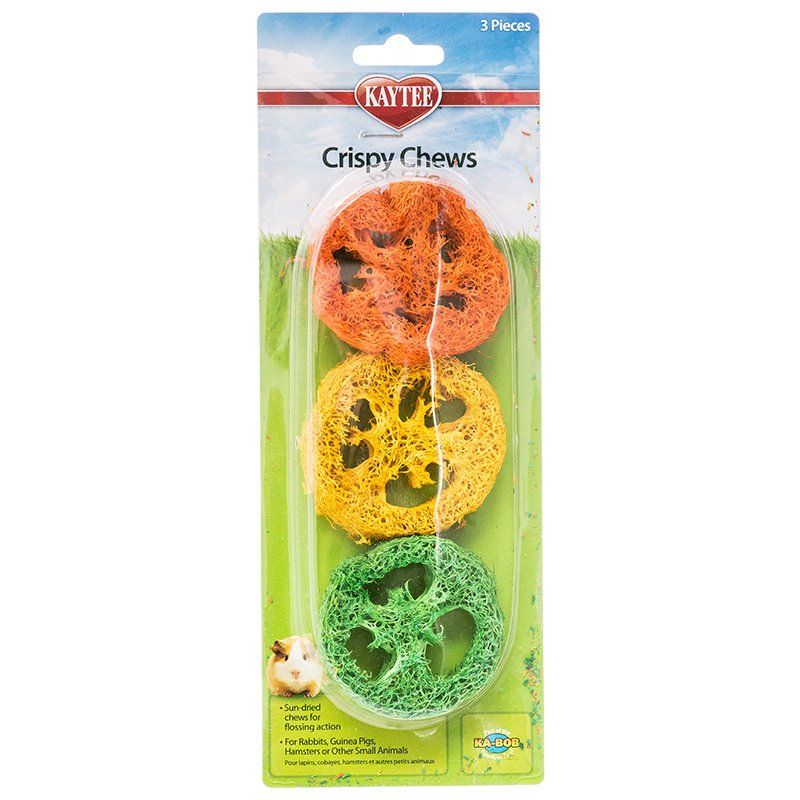 Kaytee Crispy Chews 3 Pack - All Pets Store