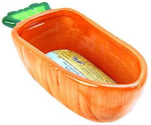 "Kaytee Veg-T-Bowl - Carrot 7.5"" Long - All Pets Store"