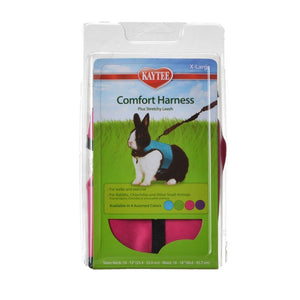 "Kaytee Comfort Harness with Safety Leash X-Large (10""-13"" Neck & 16""-18"" Waist) - All Pets Store"