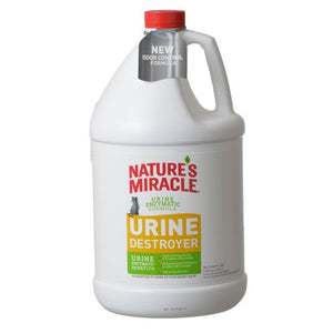 Nature's Miracle Just for Cats Urine Destroyer 1 Gallon - All Pets Store