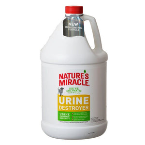 Nature's Miracle Urine Destroyer 1 Gallon Refill Bottle - All Pets Store