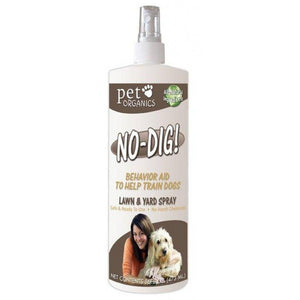 Pet Organics No-Dig Lawn & Yard Spray for Dogs 16 oz - All Pets Store