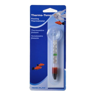 Penn Plax Therma-Temp Floating Thermometer Floating Thermometer - All Pets Store