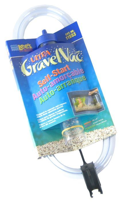 "Lees Ultra Gravel Vac 9"" Long - All Pets Store"
