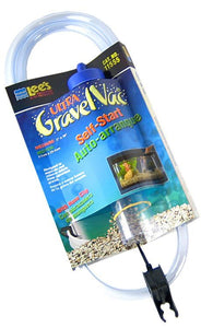 "Lees Ultra Gravel Vac 10"" Long - All Pets Store"