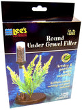 "Lees Fishbowl Undergravel Filter 5.25"" Diameter (2 Gallons) - All Pets Store"