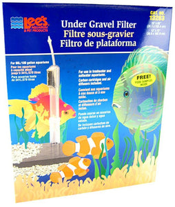 "Lees Original Undergravel Filter 60"" Long x 15"" Wide or 72"" Long x 12"" Wide (90-100 Gallons) - All Pets Store"