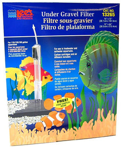 "Lees Original Undergravel Filter 72"" Long x 15"" Wide or 84"" Long x 12"" Wide (115-150 Gallons) - All Pets Store"