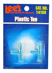 Lees Plastic Airline Tee 2 Pack - All Pets Store