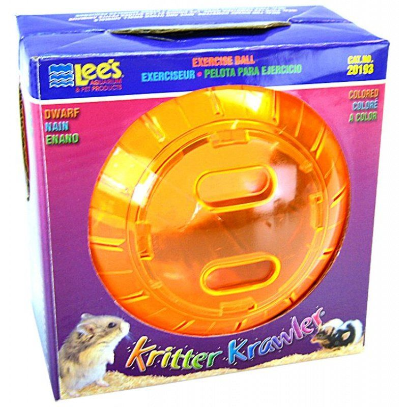 Lees Kritter Krawler - Assorted Colors Mini - 3