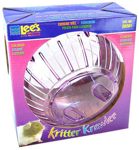 "Lees Kritter Krawler - Assorted Colors Standard - 7"" Diameter - All Pets Store"