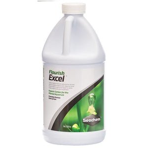 Seachem Flourish Excel Organic Carbon 68 oz - All Pets Store