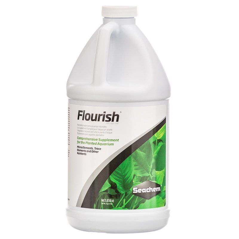 Seachem Flourish Comprehensive Supplement 68 oz - All Pets Store
