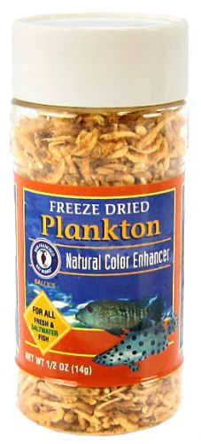 SF Bay Brands Freeze Dried Plankton 14 Grams - All Pets Store