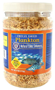 SF Bay Brands Freeze Dried Plankton 113 Grams - All Pets Store