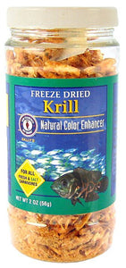 SF Bay Brands Freeze Dried Krill 2 oz - All Pets Store