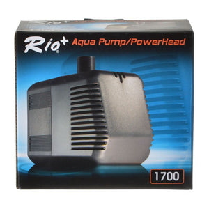 Rio Plus Aqua Pump/PowerHead 1700 (642 GPH - 6' Max Head) - All Pets Store