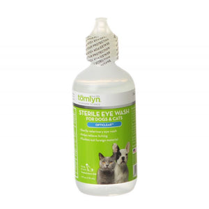 Tomlyn Opticlear Veterinary Eye Wash 4 oz - All Pets Store