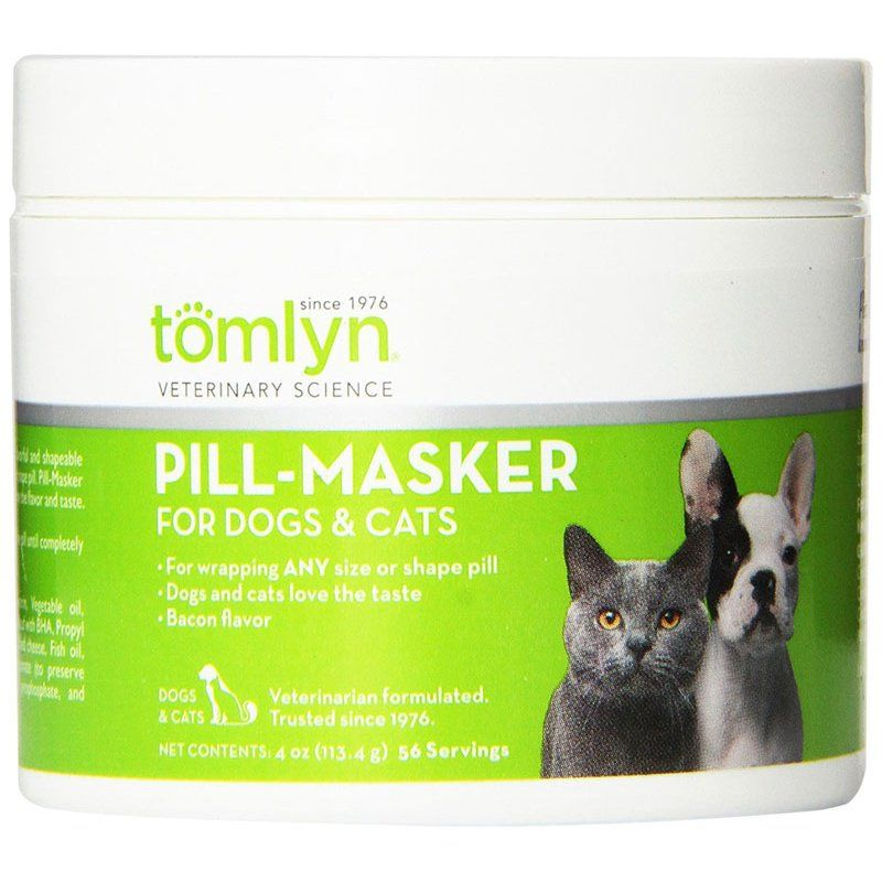 Tomlyn Supplement Pill-Masker 4 oz