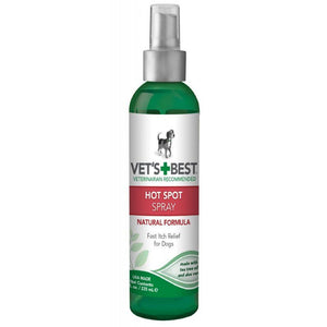 Vets Best Hot Spot Itch Relief Spray for Dogs 8 oz - All Pets Store